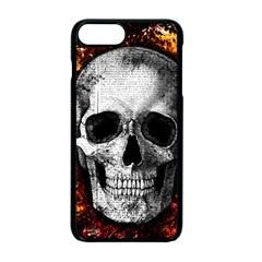 Skull Apple Iphone 7 Plus Seamless Case (black)