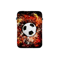 Football  Apple Ipad Mini Protective Soft Cases by Valentinaart