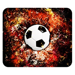 Football  Double Sided Flano Blanket (small)  by Valentinaart