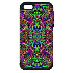 Colorful 15 Apple Iphone 5 Hardshell Case (pc+silicone)