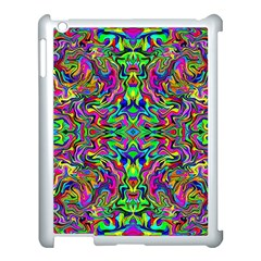 Colorful 15 Apple Ipad 3/4 Case (white) by ArtworkByPatrick