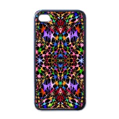 Colorful 16 Apple Iphone 4 Case (black)