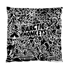 Arctic Monkeys Cool Standard Cushion Case (two Sides)