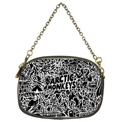 Arctic Monkeys Cool Chain Purses (two Sides)  by Samandel