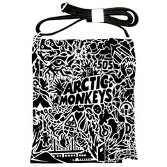 Arctic Monkeys Cool Shoulder Sling Bags