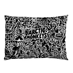 Arctic Monkeys Cool Pillow Case (two Sides)