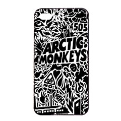 Arctic Monkeys Cool Apple Iphone 4/4s Seamless Case (black)