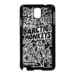 Arctic Monkeys Cool Samsung Galaxy Note 3 Neo Hardshell Case (black)