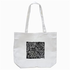 Arctic Monkeys Cool Tote Bag (white)