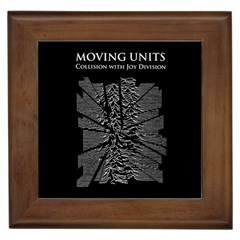 Moving Units Collision With Joy Division Framed Tiles