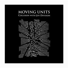 Moving Units Collision With Joy Division Medium Glasses Cloth (2 Side)
