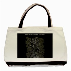 Moving Units Collision With Joy Division Basic Tote Bag (two Sides)