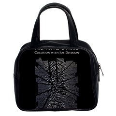 Moving Units Collision With Joy Division Classic Handbags (2 Sides)
