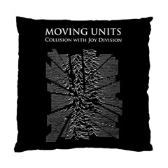 Moving Units Collision With Joy Division Standard Cushion Case (two Sides)