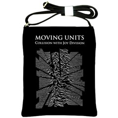 Moving Units Collision With Joy Division Shoulder Sling Bags