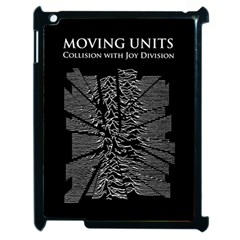 Moving Units Collision With Joy Division Apple Ipad 2 Case (black)