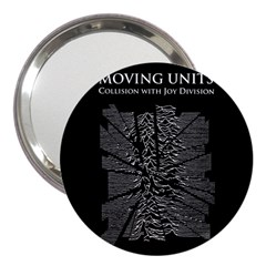 Moving Units Collision With Joy Division 3  Handbag Mirrors