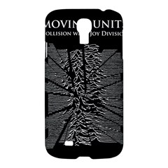 Moving Units Collision With Joy Division Samsung Galaxy S4 I9500/i9505 Hardshell Case