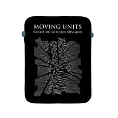 Moving Units Collision With Joy Division Apple Ipad 2/3/4 Protective Soft Cases