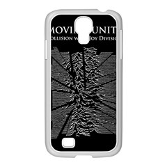Moving Units Collision With Joy Division Samsung Galaxy S4 I9500/ I9505 Case (white)