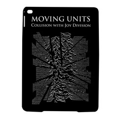 Moving Units Collision With Joy Division Ipad Air 2 Hardshell Cases