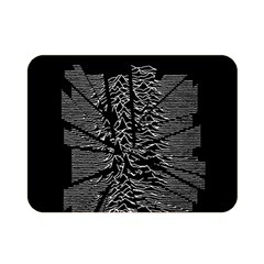 Moving Units Collision With Joy Division Double Sided Flano Blanket (mini)