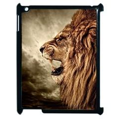 Roaring Lion Apple Ipad 2 Case (black)