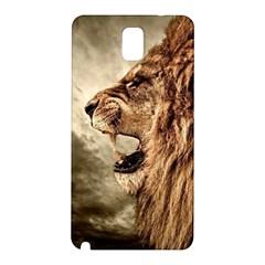 Roaring Lion Samsung Galaxy Note 3 N9005 Hardshell Back Case