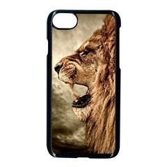 Roaring Lion Apple Iphone 7 Seamless Case (black)