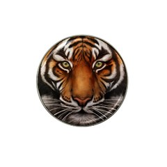 The Tiger Face Hat Clip Ball Marker (10 Pack)
