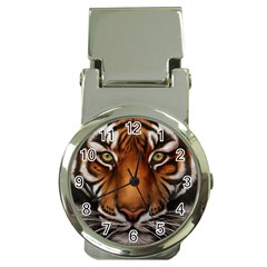 The Tiger Face Money Clip Watches
