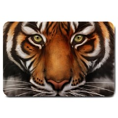 The Tiger Face Large Doormat