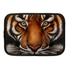 The Tiger Face Netbook Case (medium)