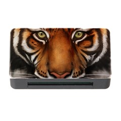 The Tiger Face Memory Card Reader With Cf