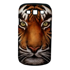 The Tiger Face Samsung Galaxy S Iii Classic Hardshell Case (pc+silicone)