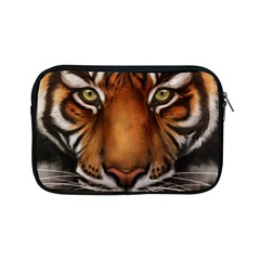 The Tiger Face Apple Ipad Mini Zipper Cases by Samandel