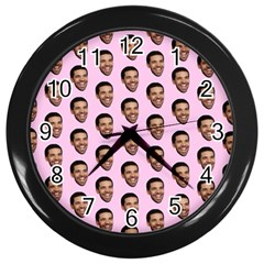 Drake Hotline Bling Wall Clocks (black) by Samandel