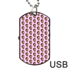Drake Hotline Bling Dog Tag Usb Flash (one Side) by Samandel