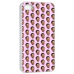 Drake Hotline Bling Apple Iphone 4/4s Seamless Case (white) by Samandel