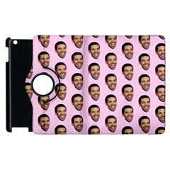 Drake Hotline Bling Apple Ipad 3/4 Flip 360 Case by Samandel
