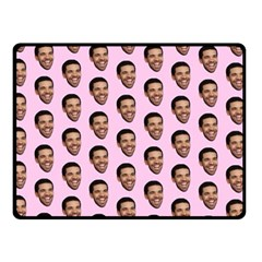 Drake Hotline Bling Double Sided Fleece Blanket (small)  by Samandel