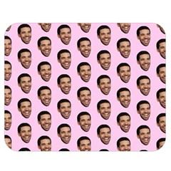 Drake Hotline Bling Double Sided Flano Blanket (medium)  by Samandel