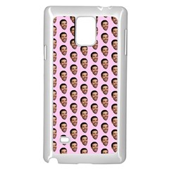 Drake Hotline Bling Samsung Galaxy Note 4 Case (white) by Samandel