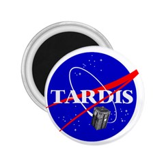 Tardis Nasa Parody 2 25  Magnets by Samandel