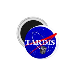 Tardis Nasa Parody 1 75  Magnets
