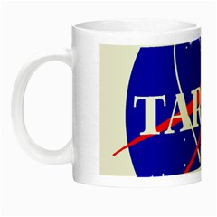 Tardis Nasa Parody Night Luminous Mugs