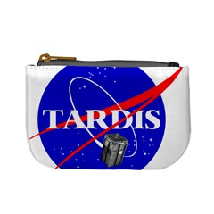 Tardis Nasa Parody Mini Coin Purses