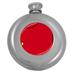 Pokedex Round Hip Flask (5 Oz)