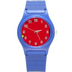 Pokedex Round Plastic Sport Watch (s)