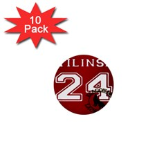 Stilinski Teen Wolf Beacon Hills Lacrosse 1  Mini Buttons (10 Pack)